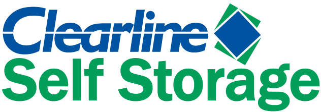 Clearline self-storage logo